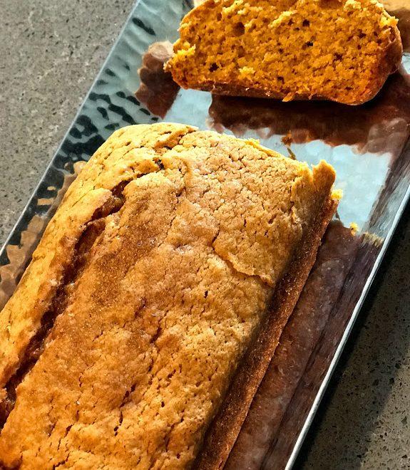Pumpkin Bread Love