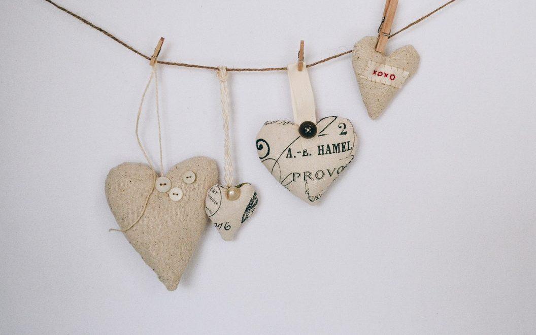 little love hearts